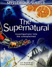 Cover of: The supernatural