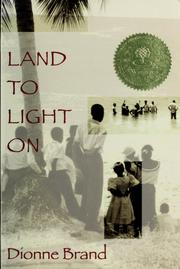 Cover of: Land to light on