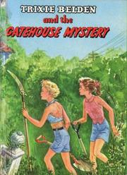 Cover of: The Gatehouse Mystery: (Trixie Belden 3)