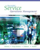 Cover of: Successful Service Operations Management (with Student CD-ROM, Microsoft  Project 2007, InfoTrac  Printed Access Card) | Richard D. Metters