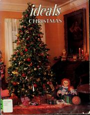 Cover of: Ideals Christmas | Nancy J. Skarmeas