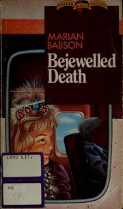 Cover of: Bejewelled death