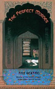 Cover of: The Perfect Murder (Inspector Ghote Mystery)