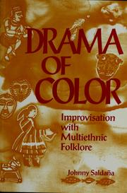 Cover of: Drama of color