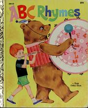 Cover of: ABC rhymes