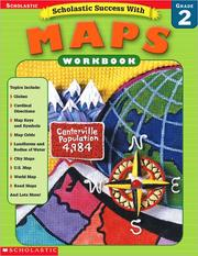 Cover of: Scholastic Success with Maps | Linda Ward Beech