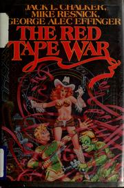 Cover of: The red tape war