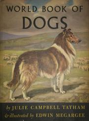 Cover of: World book of dogs
