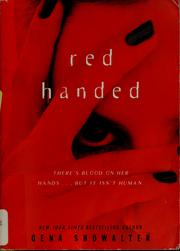 Cover of: Red handed