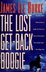 Cover of: The lost get-back boogie: a novel
