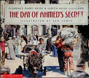 Cover of: The day of Ahmed's secret