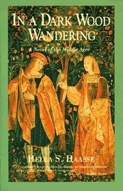 Cover of: In a Dark Wood Wandering/a Novel of the Middle Ages