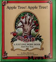 Apple tree! Apple tree!