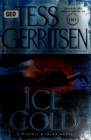 Cover of: Ice cold