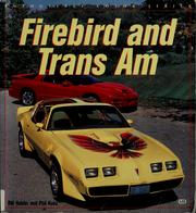 Cover of: Firebird and Trans AM | Holder, William G.
