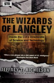 Cover of: The wizards of Langley