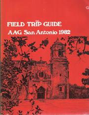 Cover of: Field trip guide by Peter J. Hugill