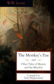 Cover of: The Monkey's Paw and Other Tales of Mystery and the Macabre