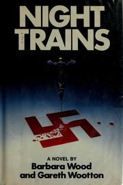 Cover of: Night trains