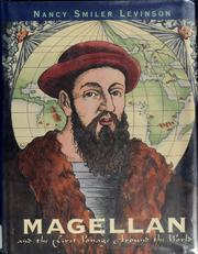 Cover of: Magellan and the first voyage around the world