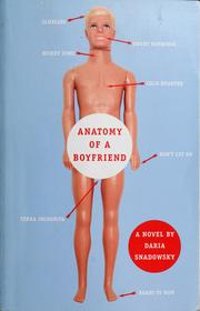 Cover of: Anatomy of a boyfriend
