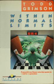 Cover of: Within normal limits