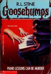 Cover of: Goosebumps | R. L. Stine