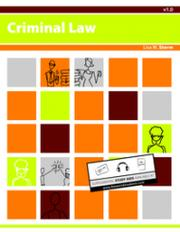 Cover of: Criminal Law | Lisa Storm