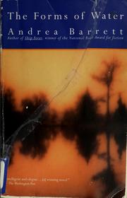 Cover of: The forms of water | Andrea Barrett
