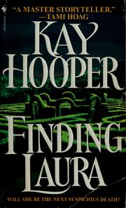 Cover of: Finding Laura