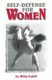 Cover of: Self-defense for women