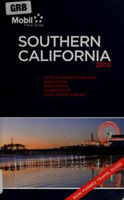 Cover of: Southern California |