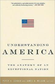 Cover of: Understanding America |