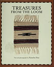 Cover of: Treasures from the loom | Katacha Diaz