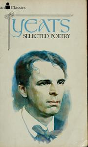Poems by William Butler Yeats