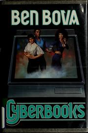 Cover of: Cyberbooks