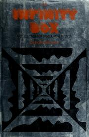 Cover of: The infinity box: a collection of speculative fiction