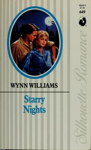 Cover of: Starry nights