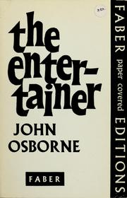 Cover of: The entertainer