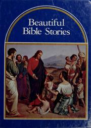 Cover of: Beautiful Bible stories. | Patricia Summerlin Martin