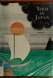 Cover of: Favorite fairy tales told in Japan. | Virginia Haviland