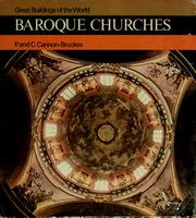 Cover of: Baroque churches