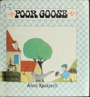 Cover of: Poor Goose | Anne F. Rockwell