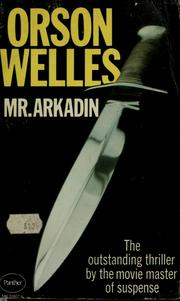 Cover of: Mr. Arkadin