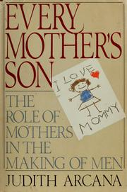 Cover of: Every mother's son