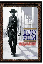 Cover of: 100 Film by Ibnu Mohamad Zain