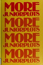 Cover of: More juniorplots