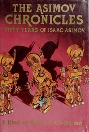 Cover of: The Asimov Chronicles