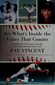 Cover of: It's what's inside the lines that counts