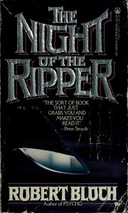 Cover of: The night of the ripper